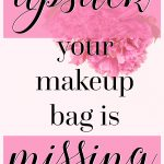 The Six Lipsticks Missing From Your Makeup Bag