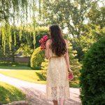 A Midsummer's Dream + How to Wear a Midi Dress