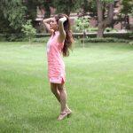 Easy Summer Linen Shift Dress