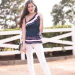 Three Easy Ways to Wear White Denim in the Summer