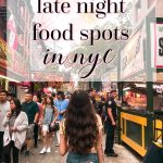 11 Inexpensive Late Night Bites in NYC