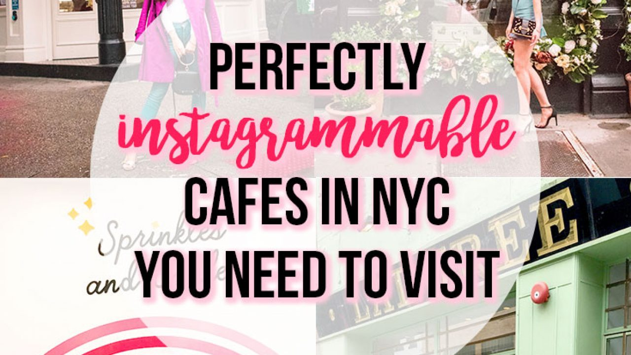 The Totally Instagrammable Bakeries in SoHo You Need to Know