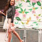 NYFW Spring/Summer 2019 Day 2 OOTD: Self Portrait at Yumi Kim