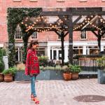How to Wear Plaid on Plaid this Holiday Season
