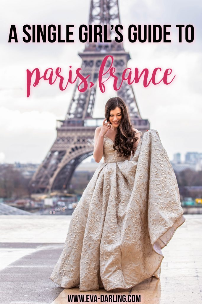 Eva Phan of Eva Darling a single girl's guide to paris, france solo female traveler trocadero eiffel tower where to go in paris paris travel guide 7e 16e arrondissement photo inspiration photo shoot idea paris feminine fashion wanderlust travel blogger