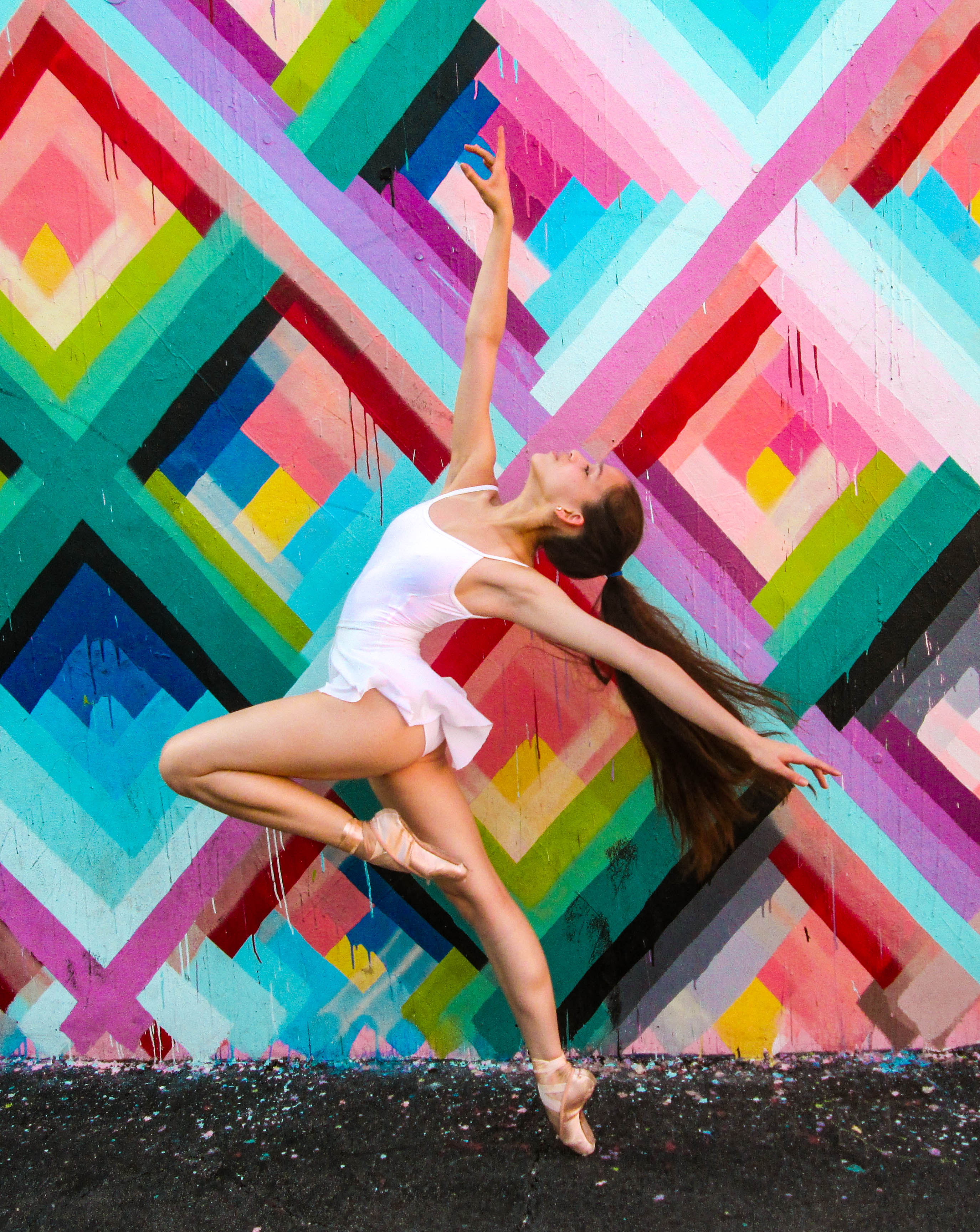 wynwood walls miami florida things to do where to go ballet dance photo pose inspiration