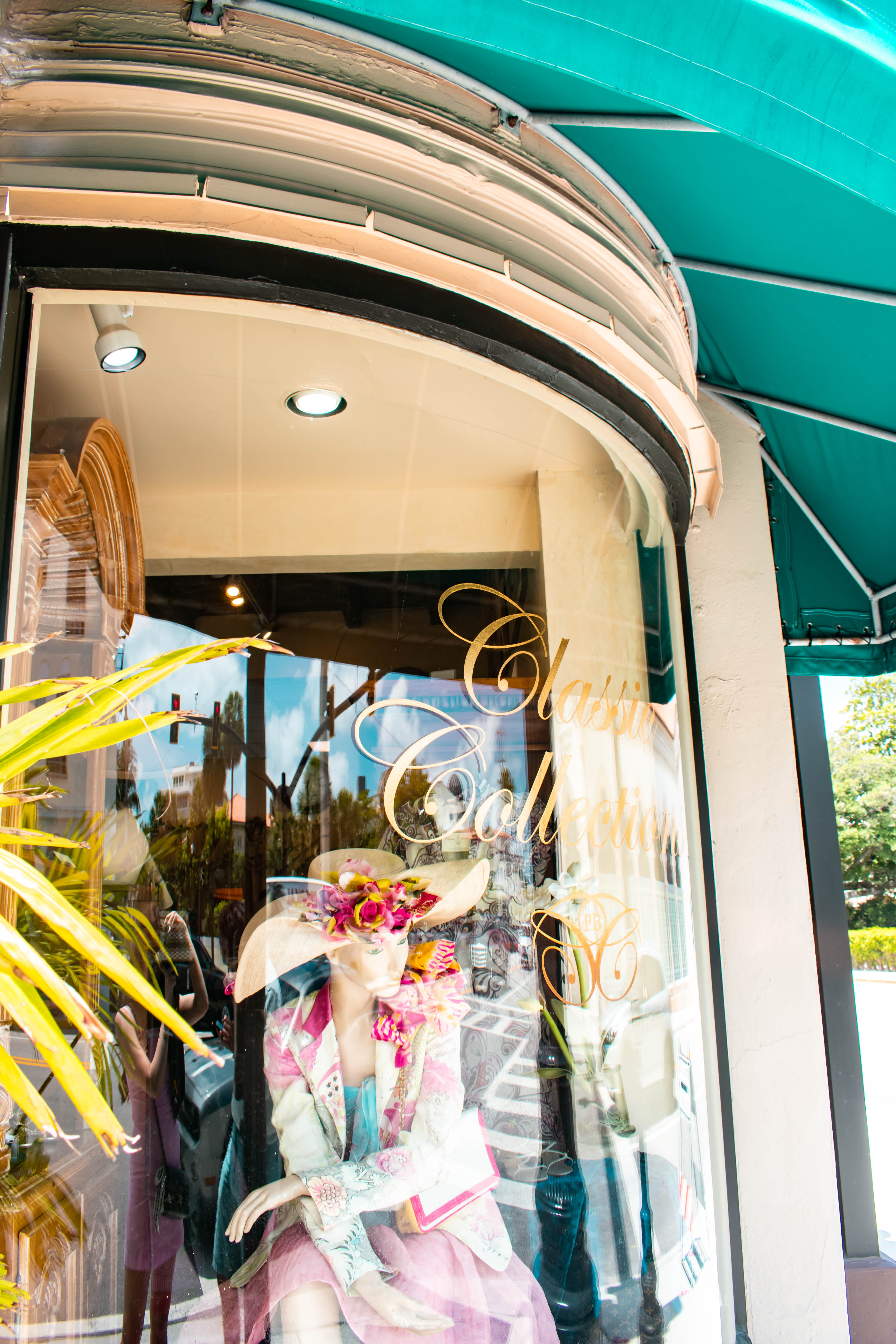 classic collections of palm beach island florida vintage designer store