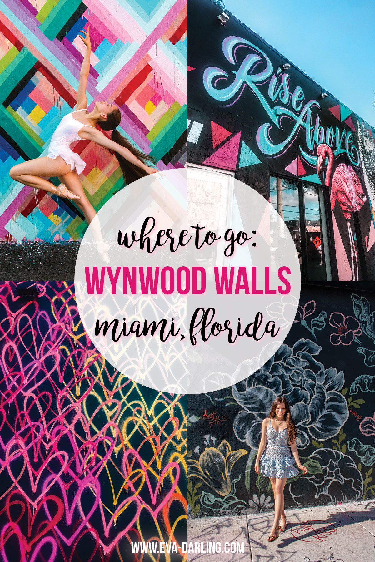 where to go in wynwood walls miami florida wynwood art district street art mural travel blogger unique photo shoot location instagrammable places in miami south florida