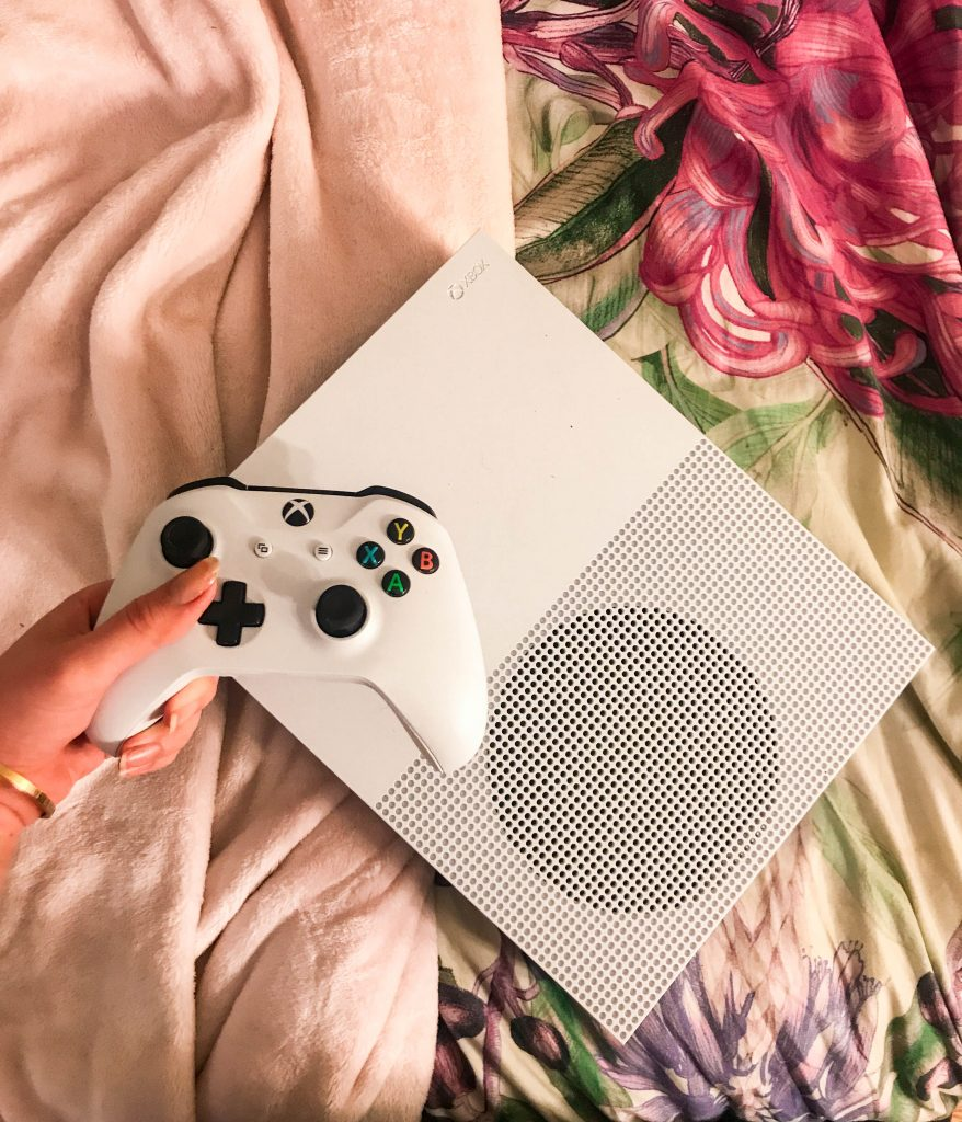 xbox one s all digital edition review bluetooth controller gaming blogger gamer girl