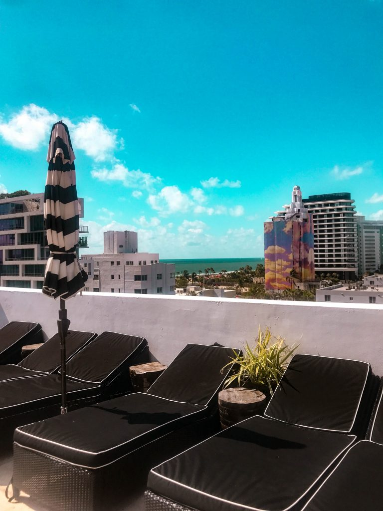 hotel croydon miami beach rooftop sundeck florida midbeach mid beach affordable hotel
