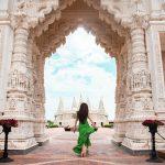 A Slice of India in Chicago - BAPS Shri Swaminarayan Mandir