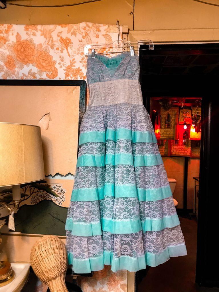 hunt and gather minneapolis vintage 1950s prom dress minnesota