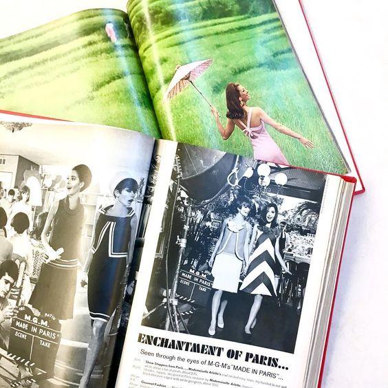 minneapolis central library magazine stacks vintage vogue harper's bazaar