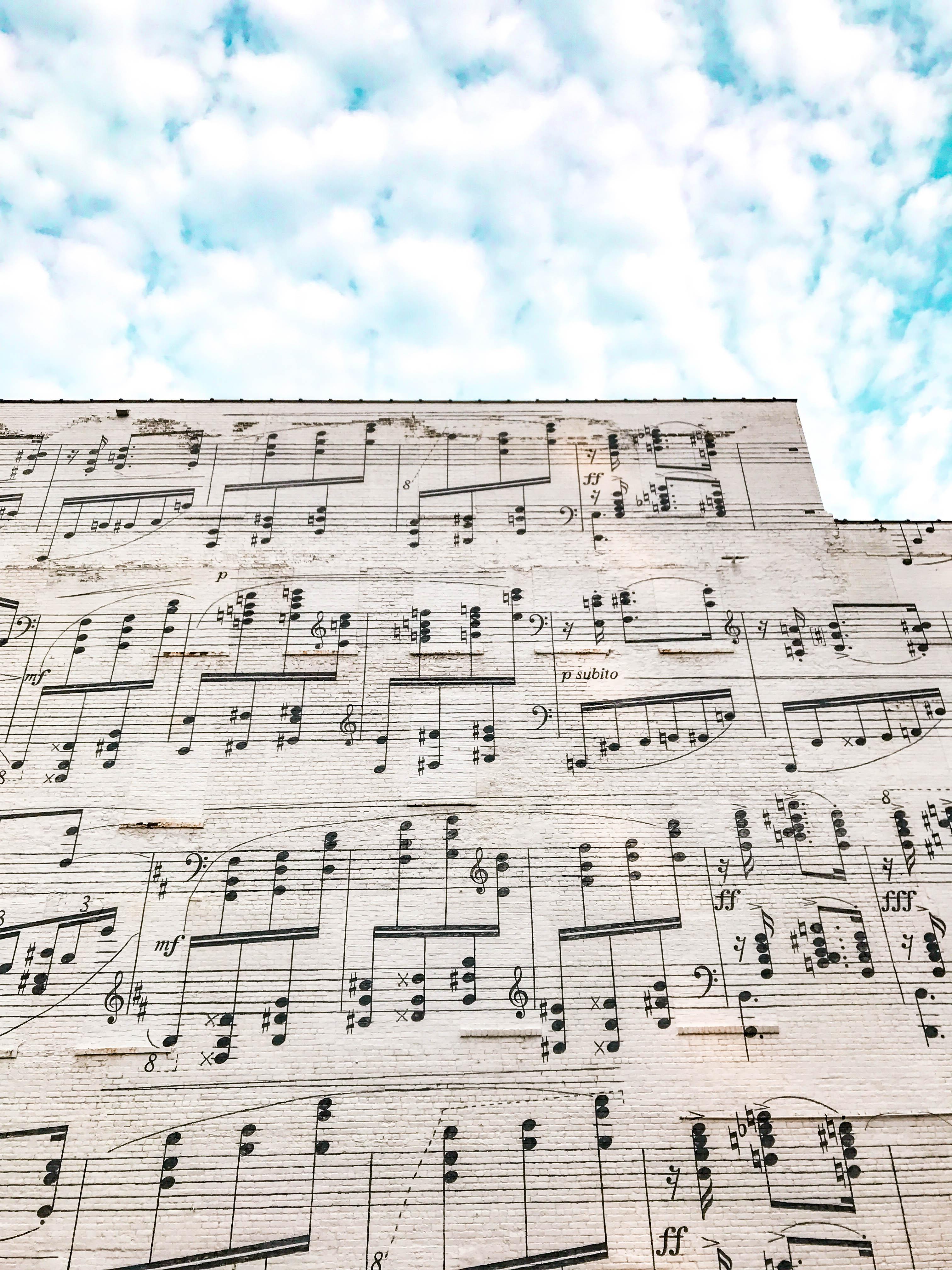 schmitt music wall minneapolis minnesota downtown