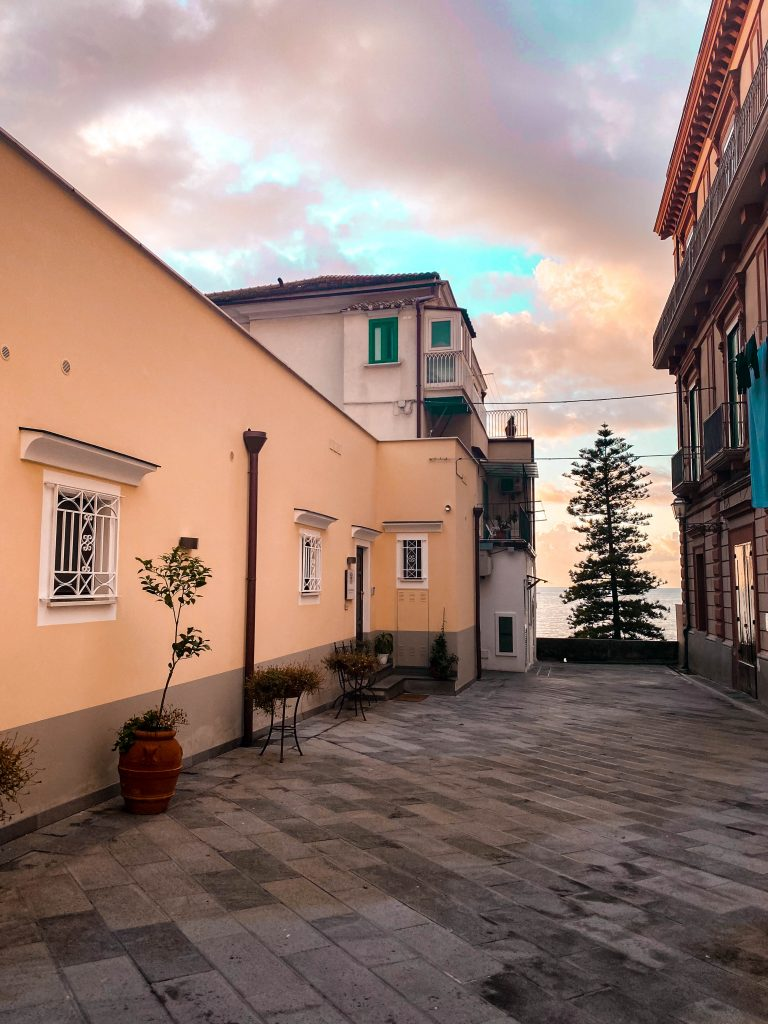 la bambagina guesthouse amalfi coast province of salerno italy luxury accomodation inexpensive upscale trendy boutique hotel open winter off season
