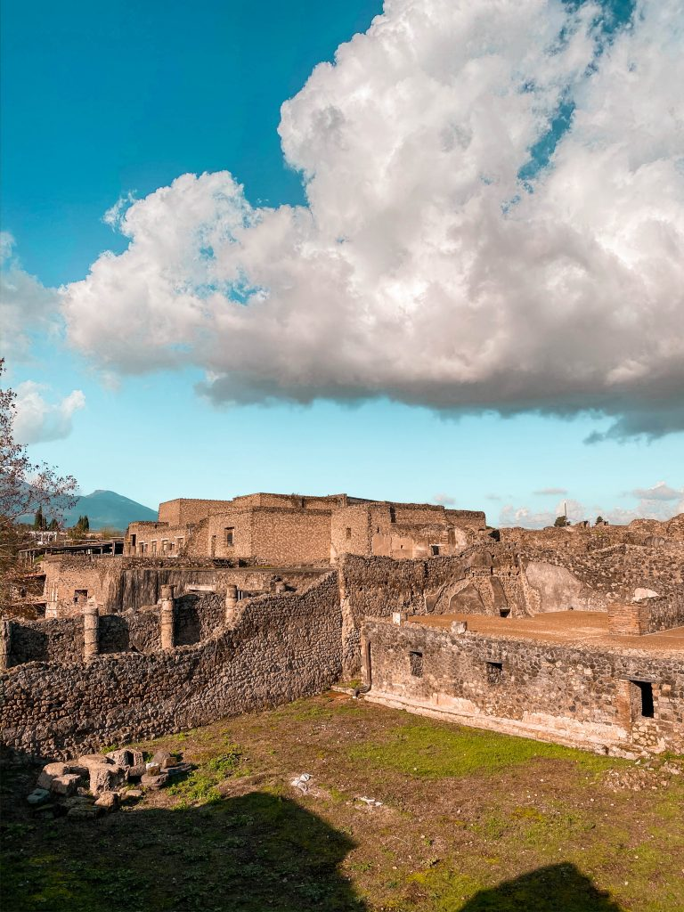 pompeii site park ruins italy UNESCO world heritage ancient roman architecture naples