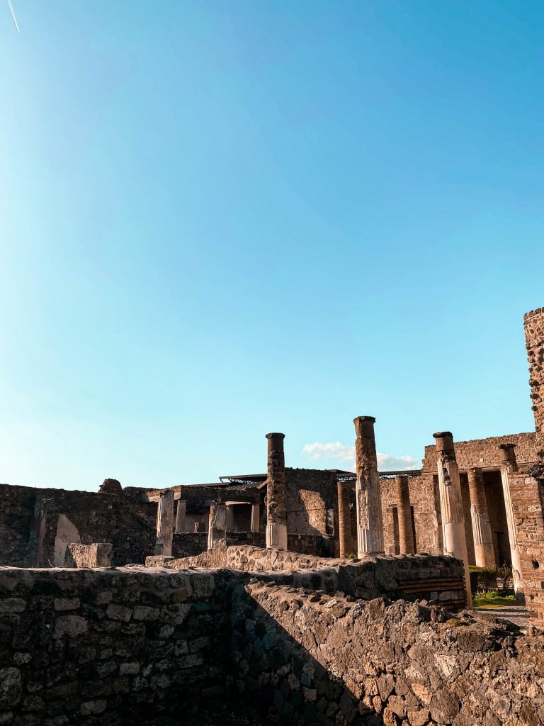pompeii park ruins italy park how to visit