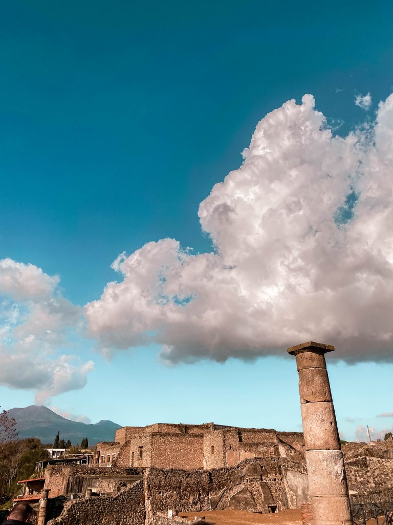 pompeii site park ruins italy UNESCO world heritage ancient roman architecture
