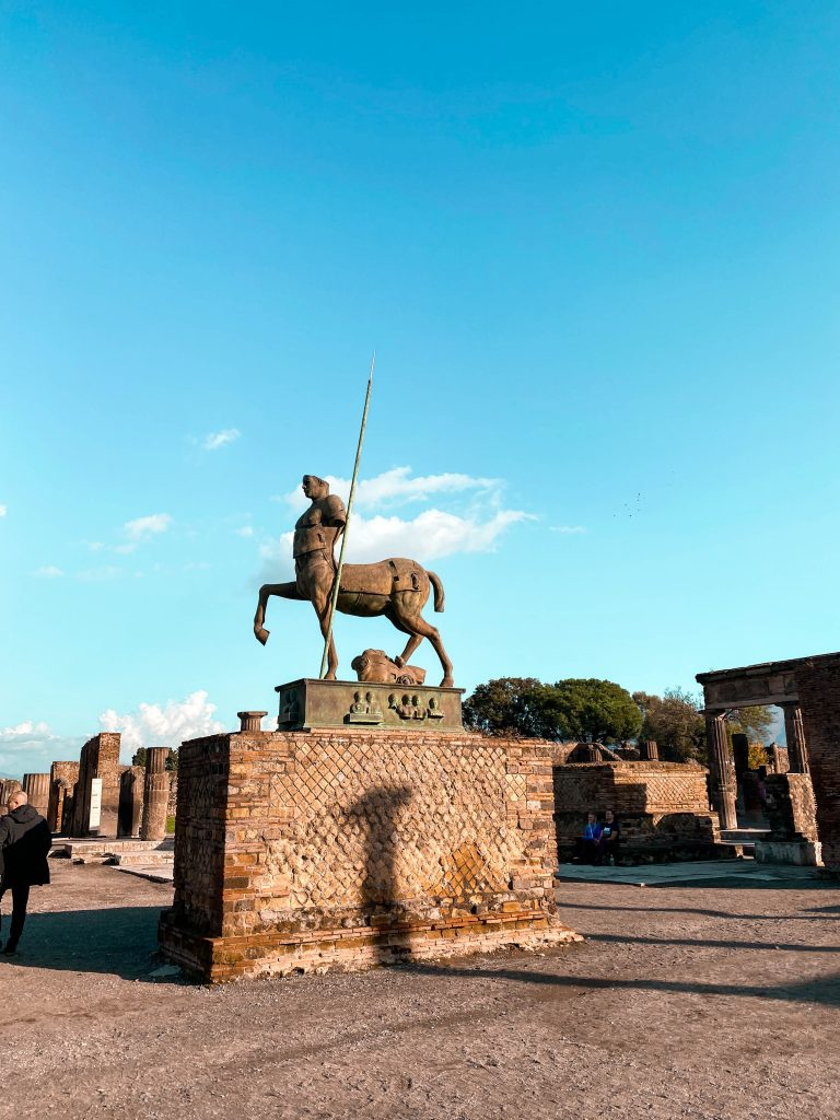 foro civile civil forum in pompeii italy ruins unesco how to visit ancient history town