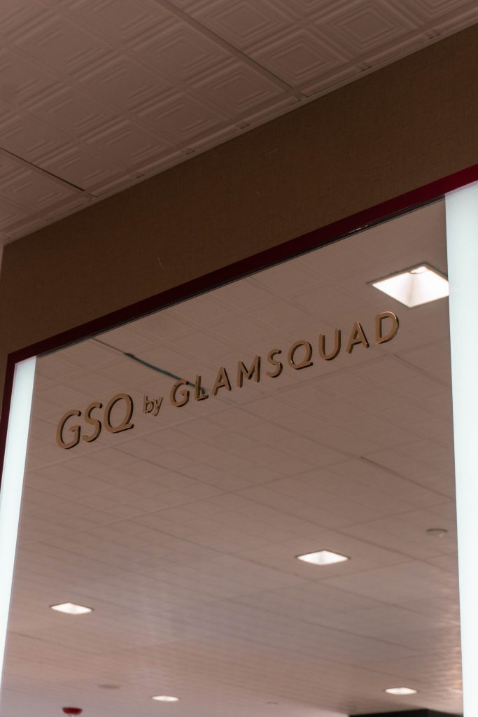 gsq glamsquad cvs beauty destination on the go styling
