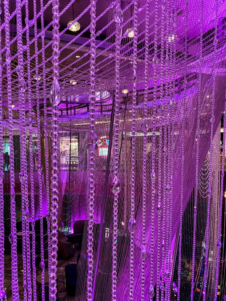 the chandelier bar cosmopolitan resort and casino las vegas nevada