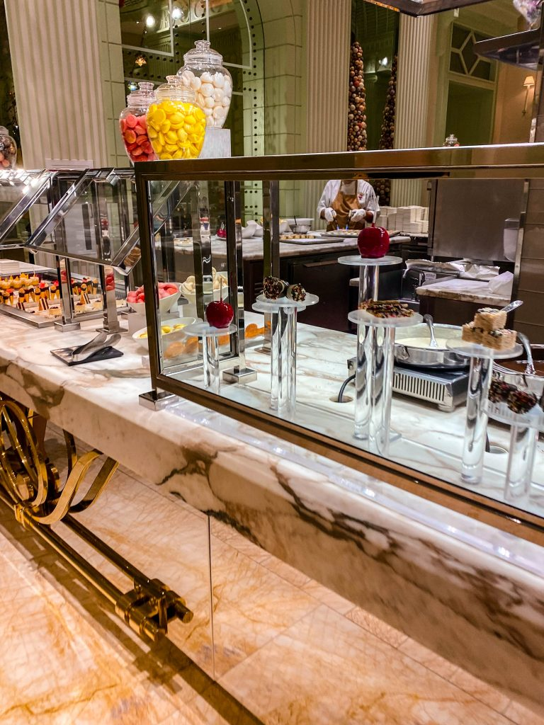 the wynn hotel and casino all you can eat buffet, las vegas nevada ayce desserts best buffet vegas