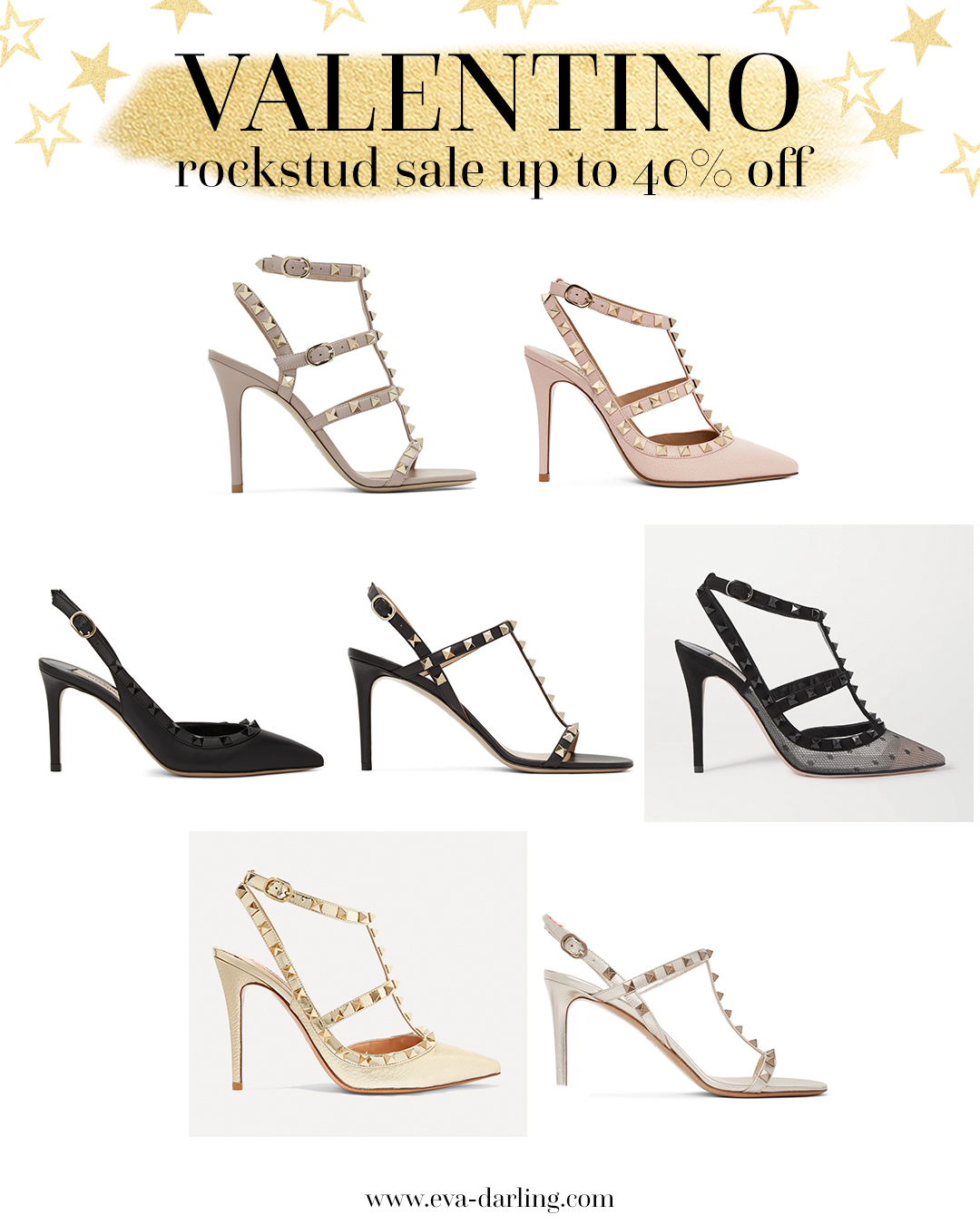 valentino rockstud sandals, net a porter sale, valentino rockstud pumps, designer shoe sale, neutral luxury Valentino Rockstud shoes