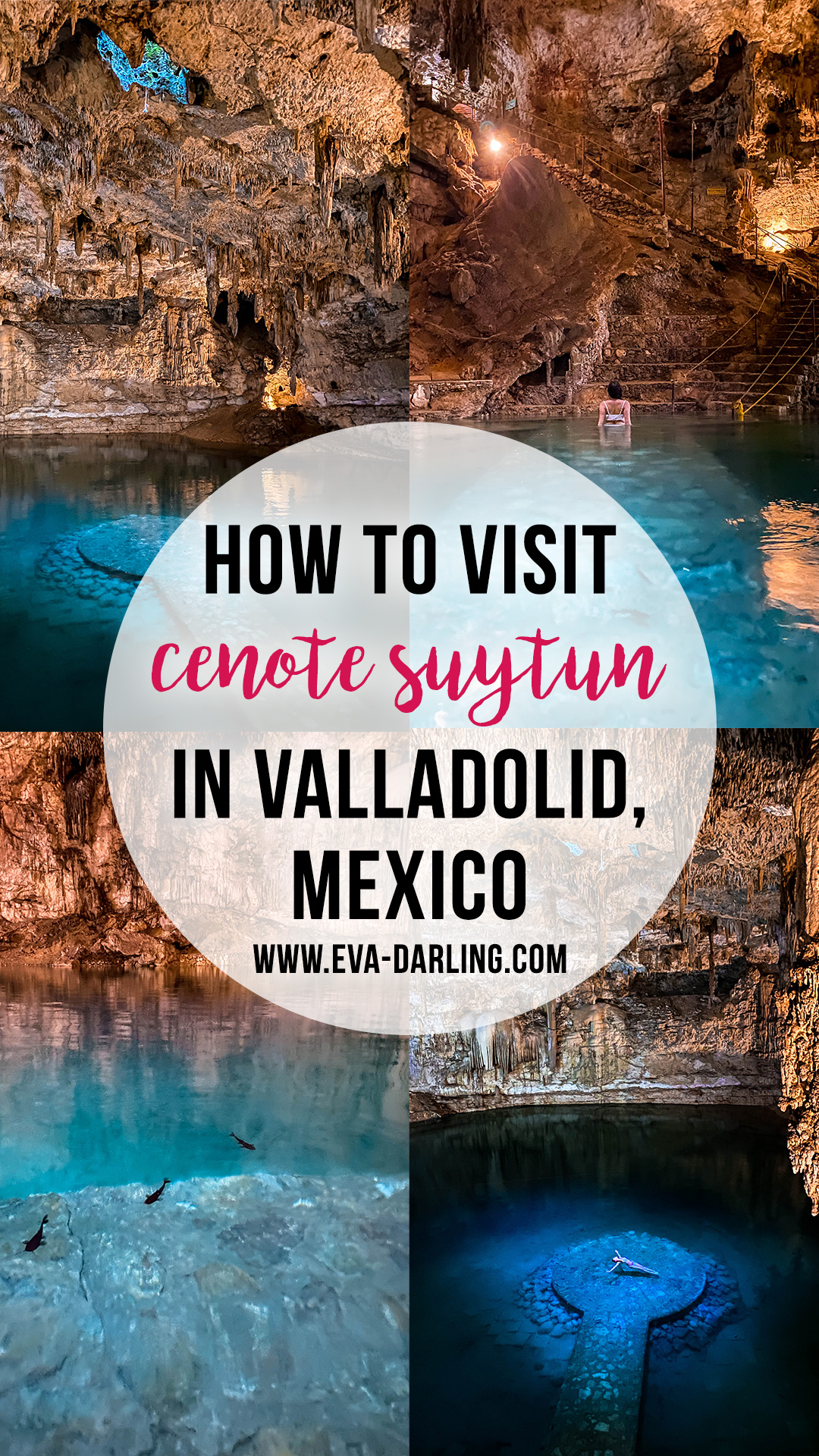 how to visit cenote suytun valladolid underground freshwater swimming cave unique experience yucatan peninsula inexpensive things to do in mexico tulum day trip where to go quintana roo best unique photo location instagrammable