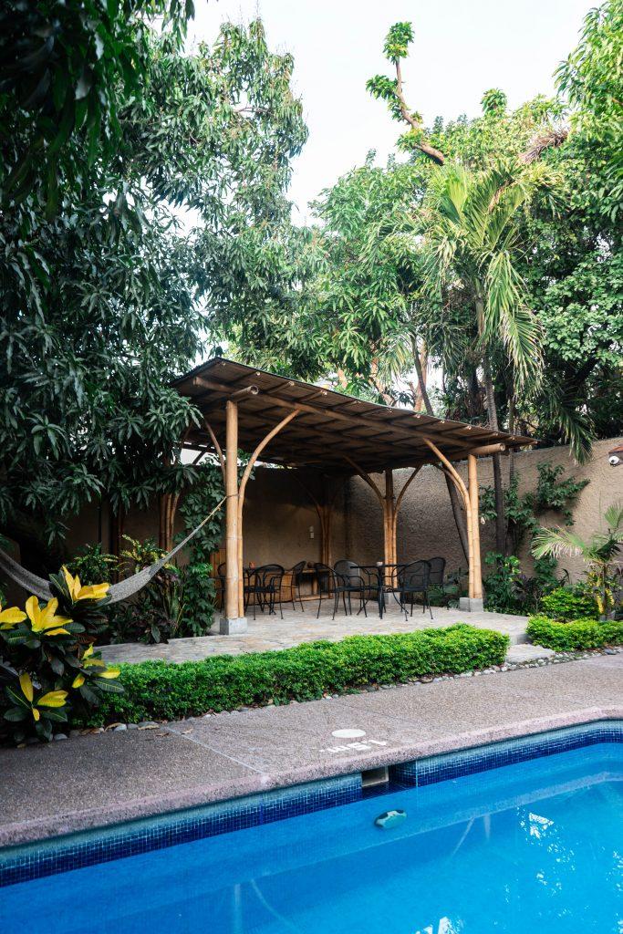 pool lounge area hotel casa ortiz ciudad valles hotel luxury san luis potosi mexico