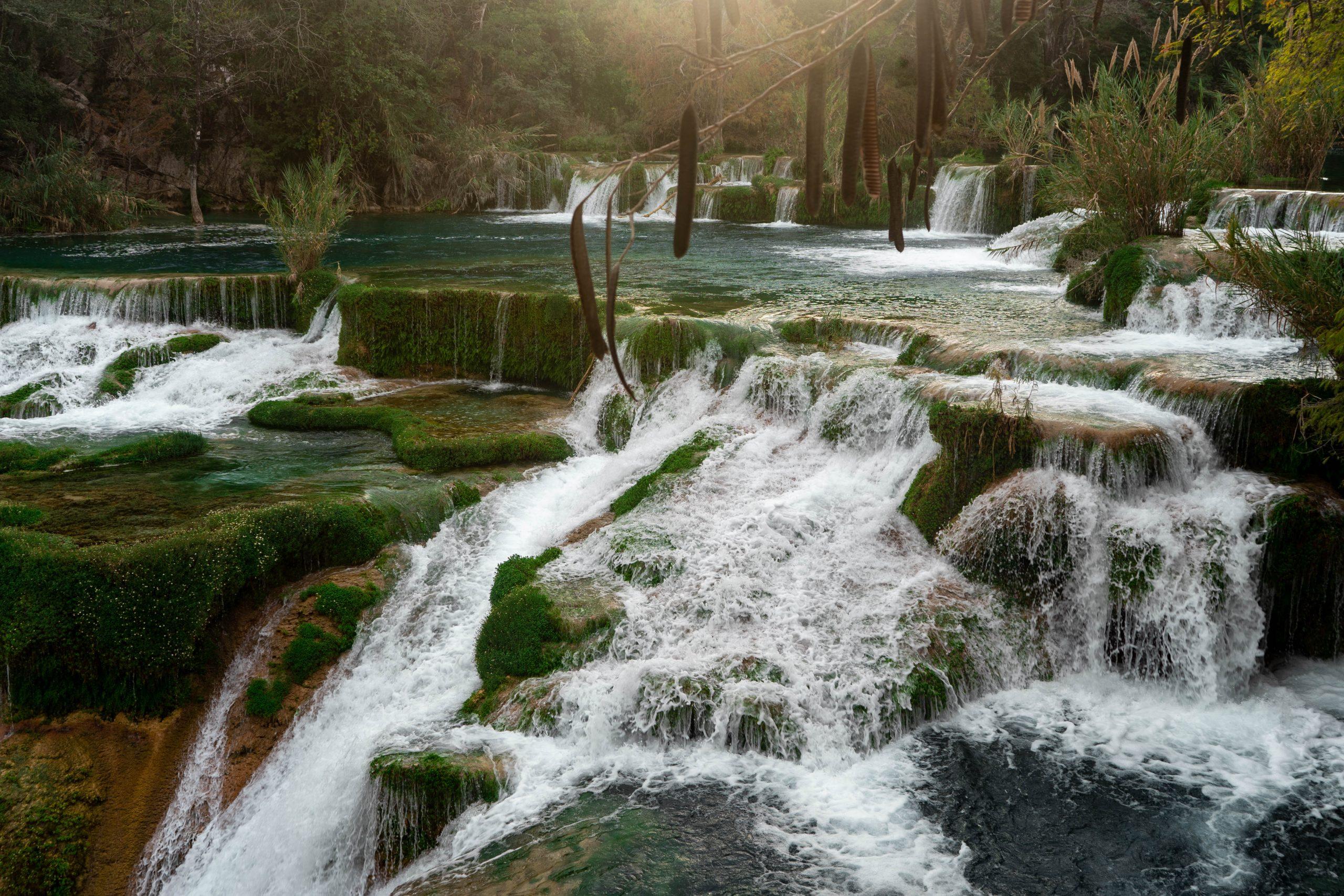cascada el meco secret waterfall la huasteca potosina san luis potosi mexico el naranjo