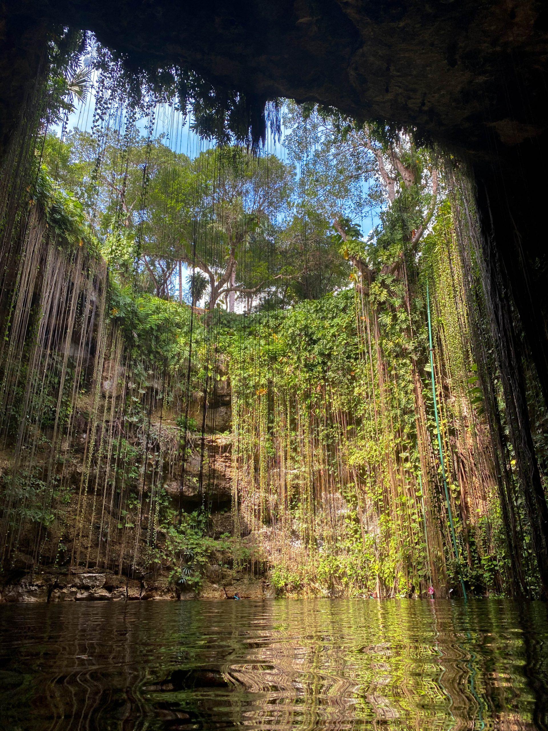 Visiting Cenote Ik Kil, Yucatan, Mexico - a Complete Guide