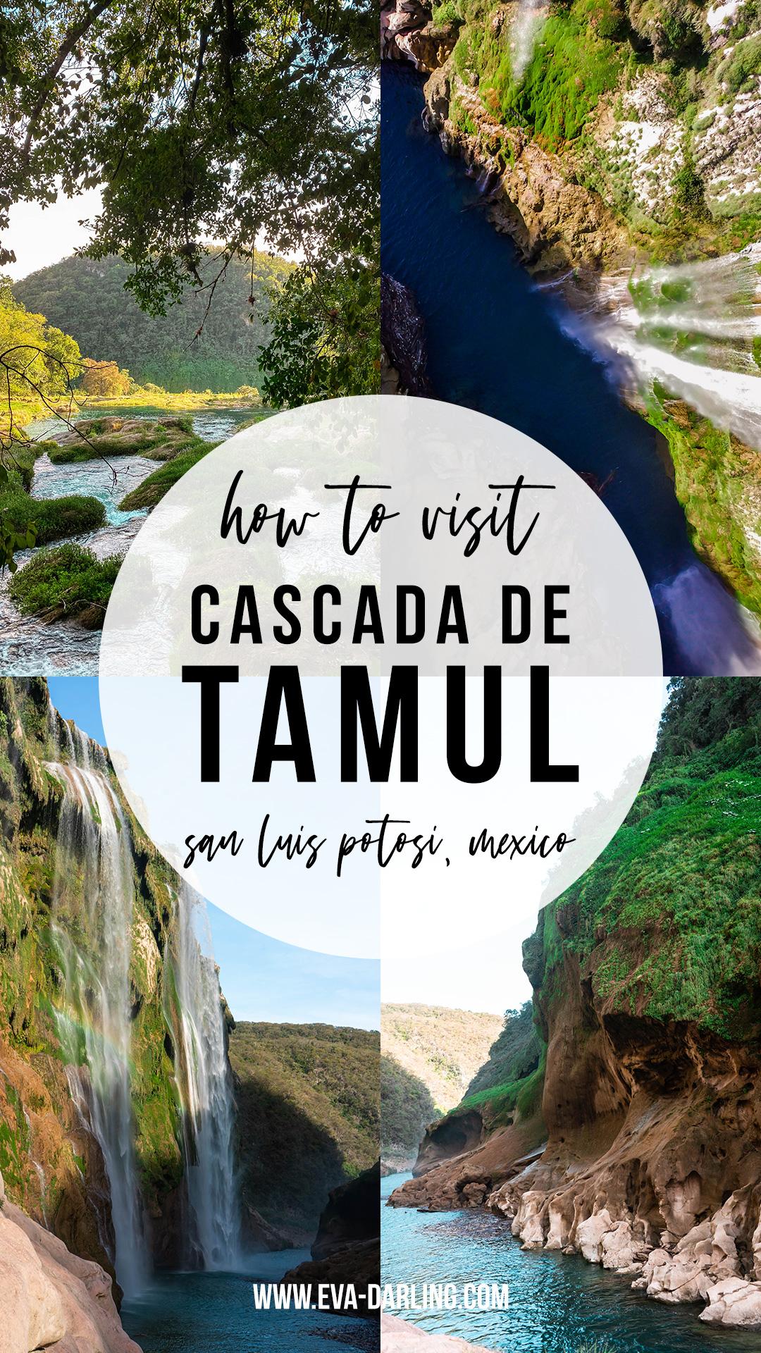 hidden gem mexico cascada de tamul waterfall hiking la huasteca potosina san luis potosi mexico travel guide instagrammable location slp off the beaten path el naranjito