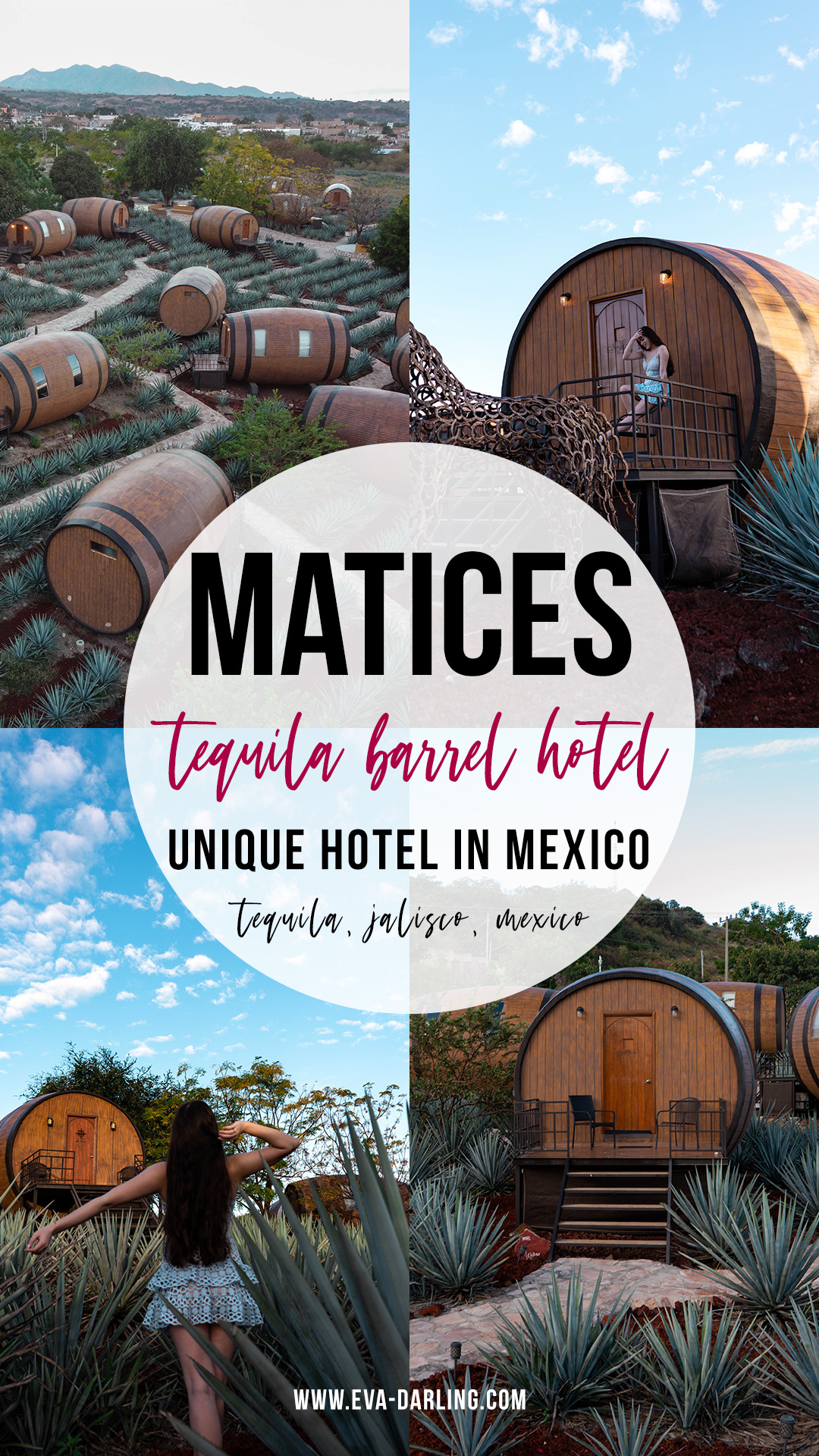 matices hotel de barricas tequila barrel room blue agave field unique luxury hotel instagrammable places to go in mexico hidden gem tequila jalisco
