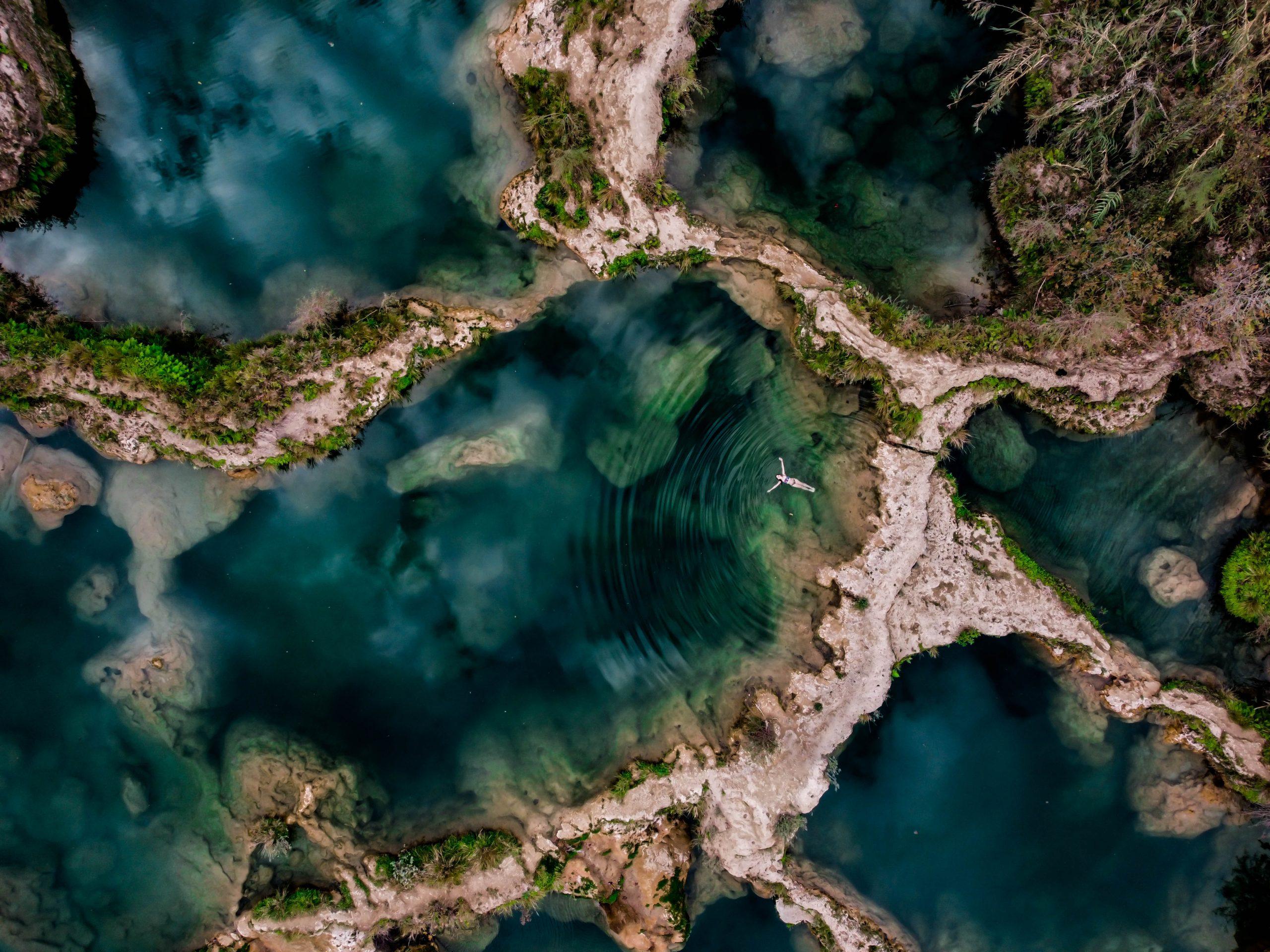 Cascada El Salto San Luis Potosi El Salto del Agua El Naranjo La Huasteca Potosina Mexico clear turquoise water things to do adventure travel waterfall