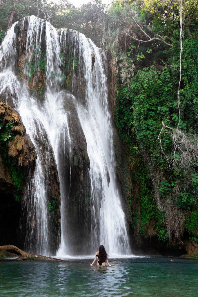 cascadas de tamasopo waterfall la huasteca potosina san luis potosi mexico outdoor adventure travel