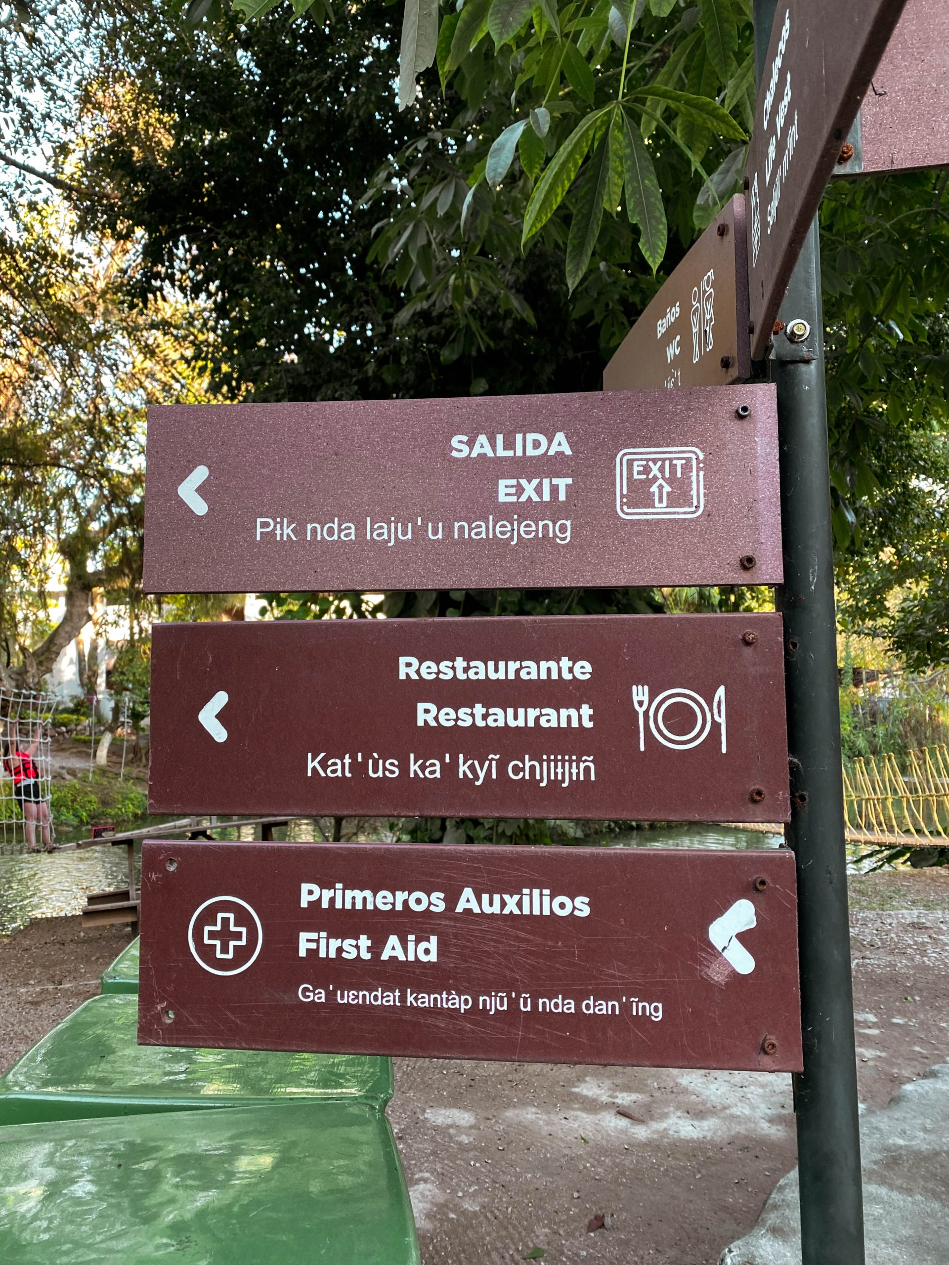 nahuatl english spanicsh pame huastec language sign tamasopo san luis potosi mexico