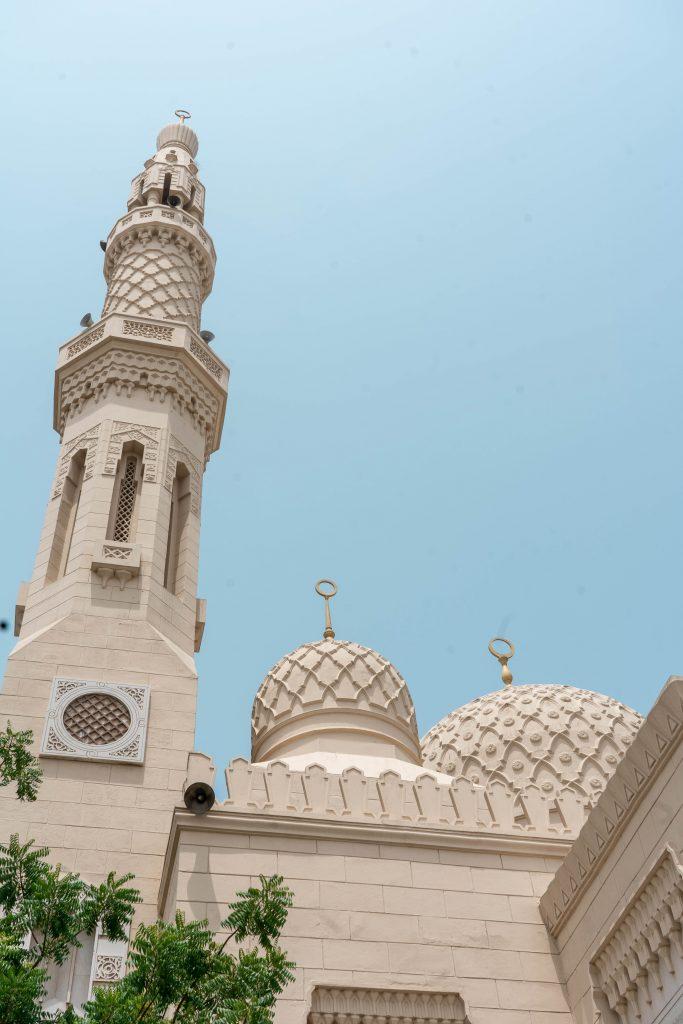 mosque domes minaret islamic architecture fatimid dubai