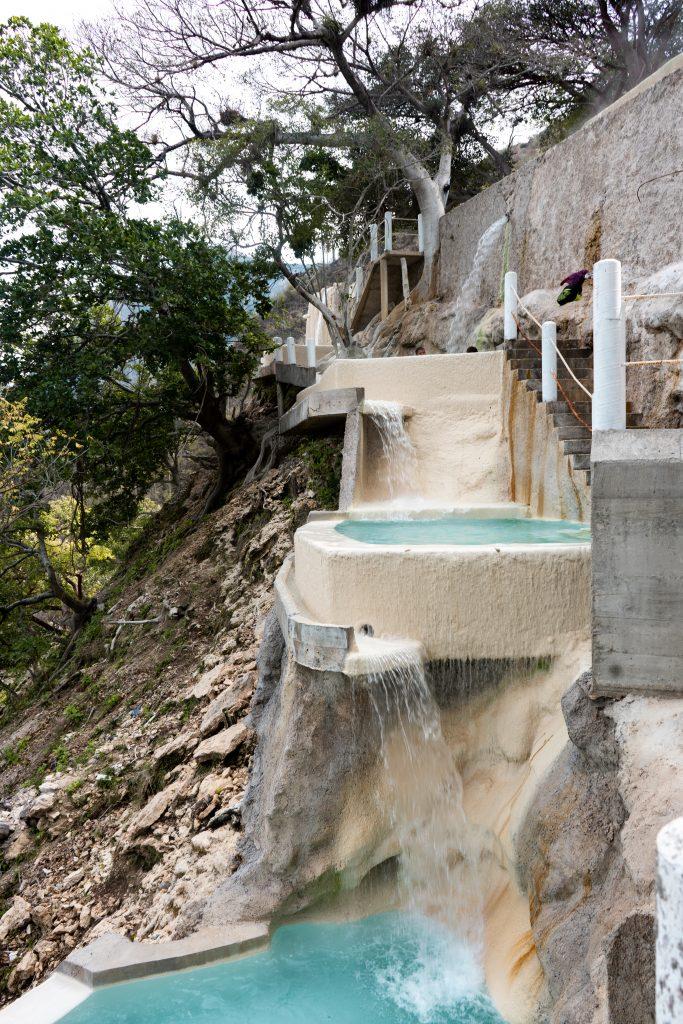 grutas tolantongo carved thermal pool hidalgo mexico