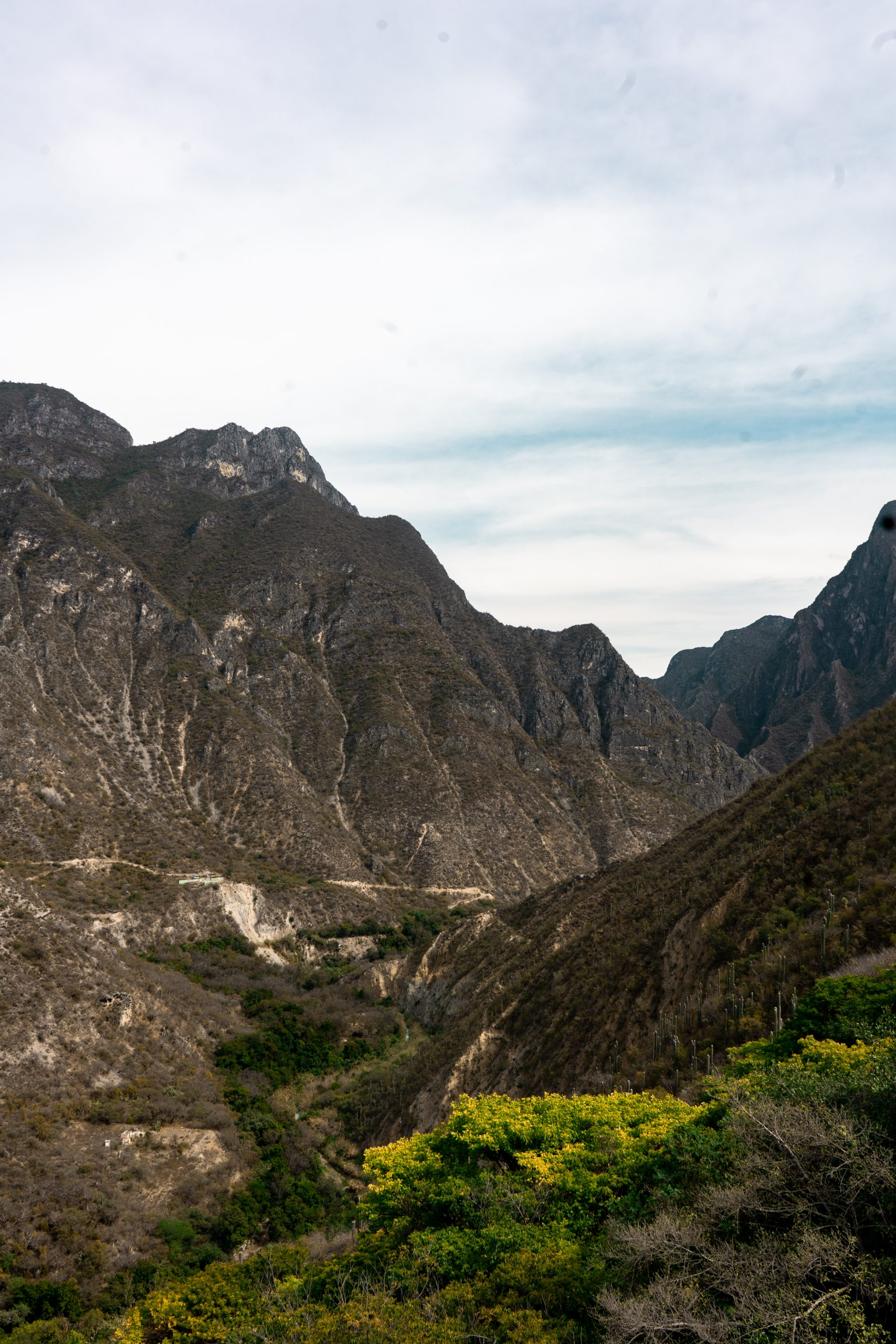 hidalgo mexico mountains mezquital valley